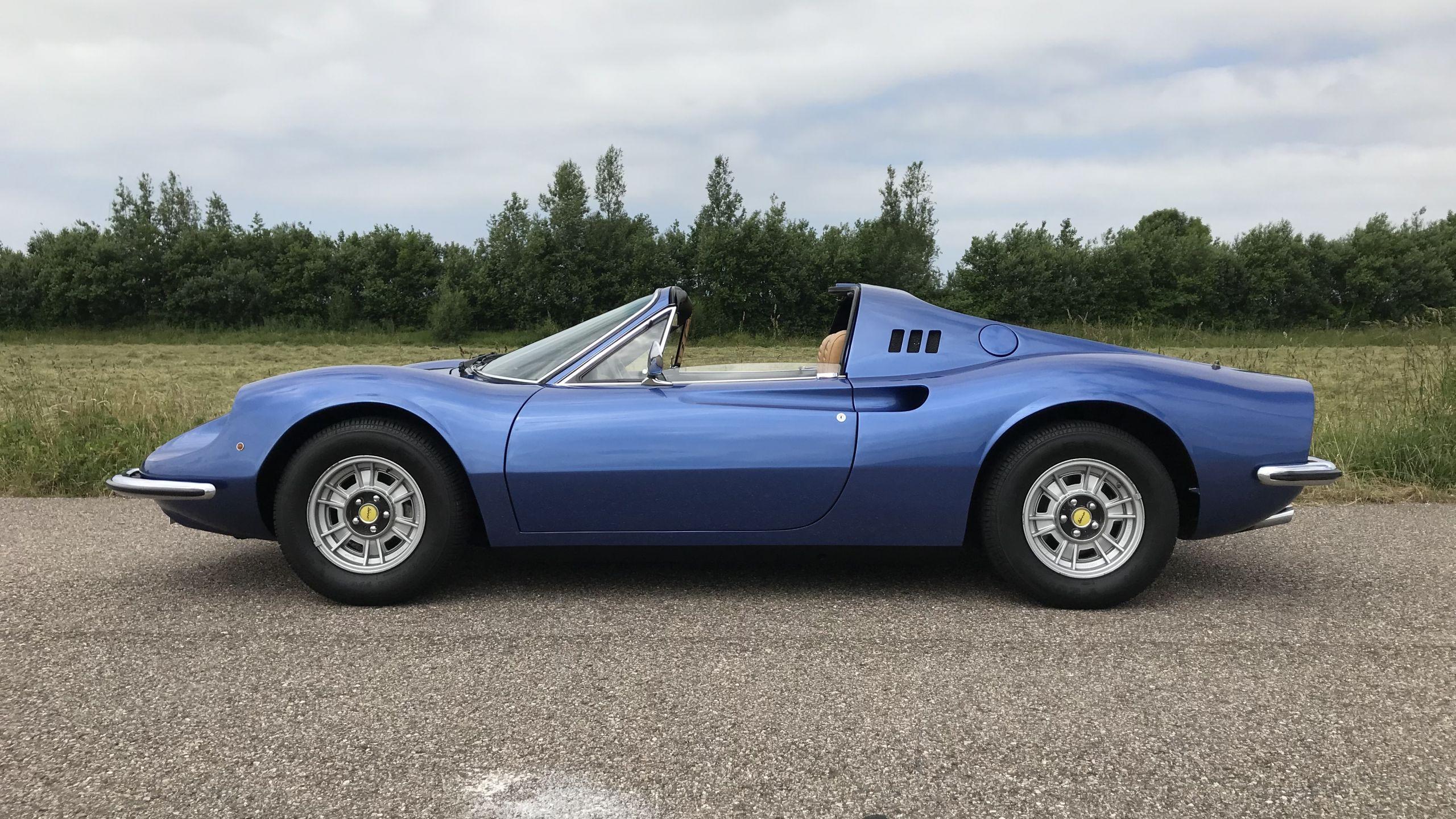 フェラーリ ディーノ 246GTS